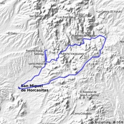 La Onza 2016 - San Miguel de Horcasitas - La Cueva del Jabali