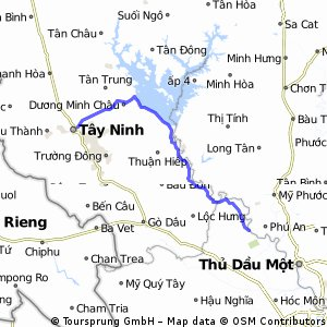 Củ Chi Tunnels to Tây Ninh