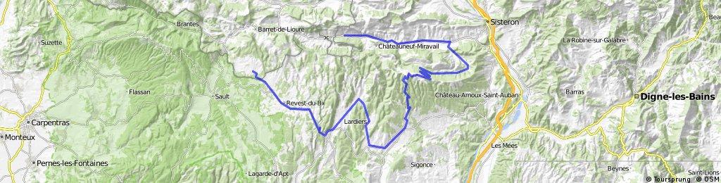 Stage 2 Montfroc - Ferrasiers