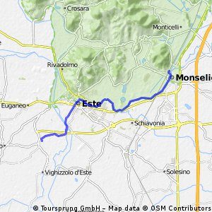 Monselice-Carceri