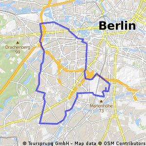 RTF Berlin Total 2015 70-110 km