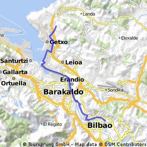 Bilbao-Berango