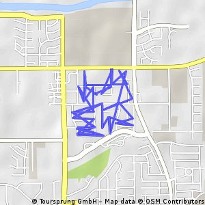 Cycling routes and bike maps in and around Visalia Bikemap Your
