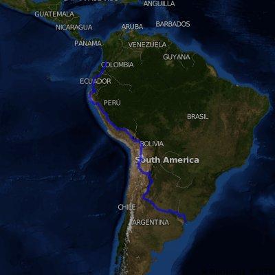 Montevideo - Panama