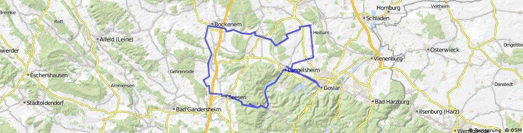 Lautenthal-Seesen-Lutter am barenberge-othfresen-jerstedt-astfeld