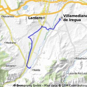 Marian 30km Acequia y Vía Romana