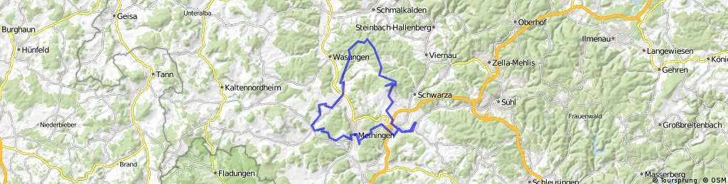 Flugplatz Mgn-Obere Kuhtrift-Herpf-Wallbach-Kuhhohle-Dolmar