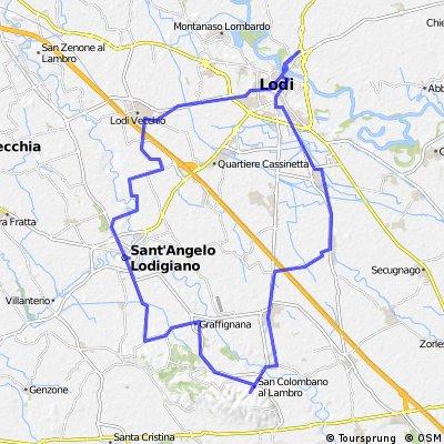 LOMBARDIA: Gita nella Bassa Lodigiana con Giancarlo, Cristina, Franco e Marco