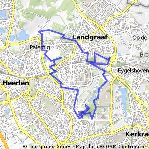 MTB route 2 Discovery, start Hofstraat