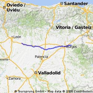 T2 Nav.16 Albergue El Pajar de Agés, Agés - Calle Fray Pedro de Burgo, El Burgo Ranero