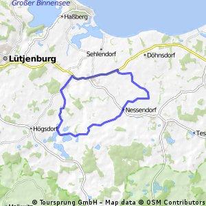 """R3 - """"Landpartie"""" durch Blekendorf"""