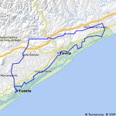 Fuseta-Cacela