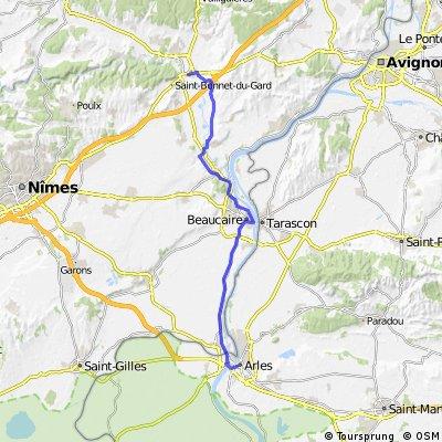 1 Avignon-Tarascon-Arles