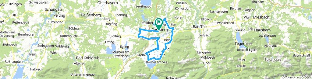Penzberg-Benediktbeuren