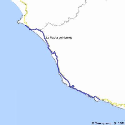 J56 – Dimanche 06 mars 2016 -  Maruata – San Juan De Alima