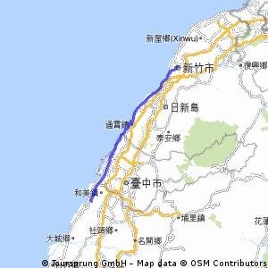 2016環島9-2 新竹-鹿港