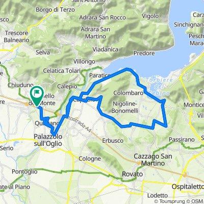 LOMBARDIA: Lago d'Iseo, Torbiere del Sebino e Franciacorta