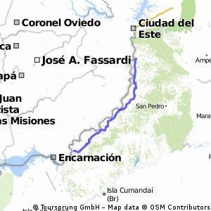 R: Wanda - San Ignacio