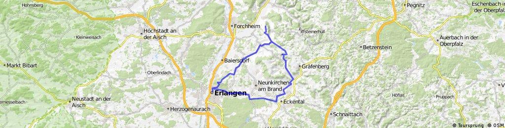Erlangen Walberla Erlangen