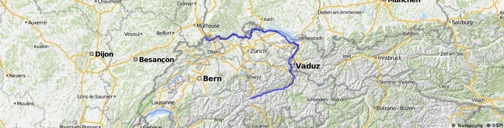 Basel-Andermatt