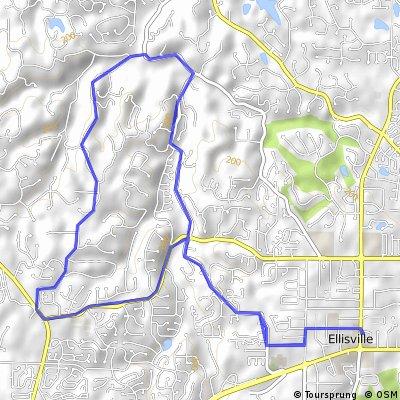Proposed Ride 2