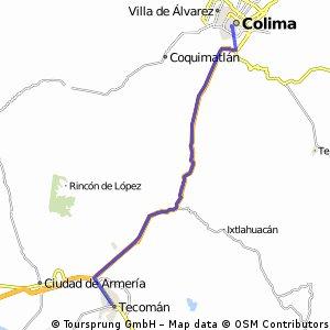 J58 – Mardi 08 mars 2016 – Tecoman – Colima