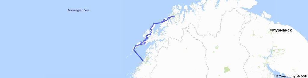 EV01010200 Tromso - Bode