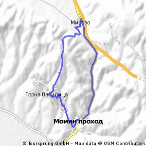 MP Cycle Route n°4