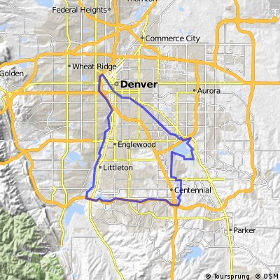 Tour de Denver