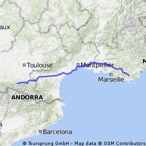 Foix Saint Girons