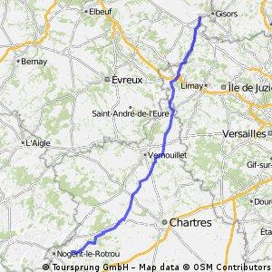 Dangu - Brunelles dag 3 roadtrip LM