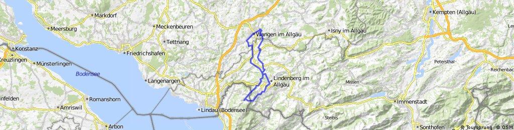 MTB Allgäu Rundfahrt