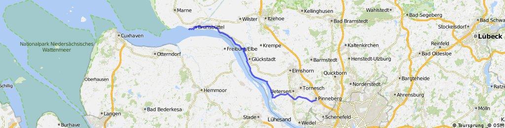 Pinneberg-Brunsbüttel