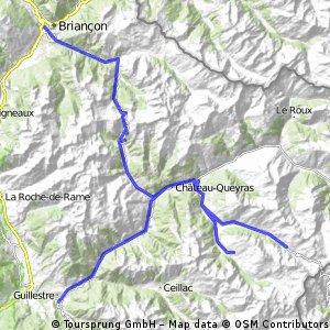 Francia- és Provence Alpok, Cote d'Azur 1. nap