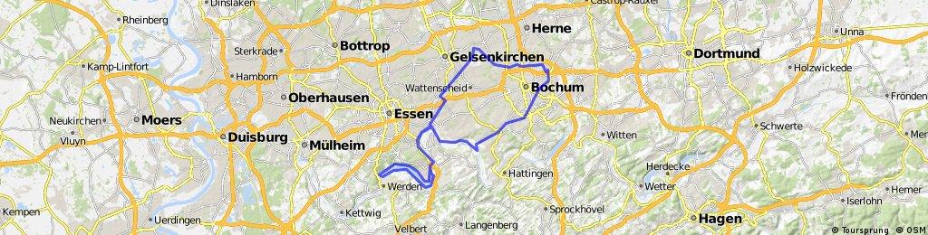 Springorum Radweg
