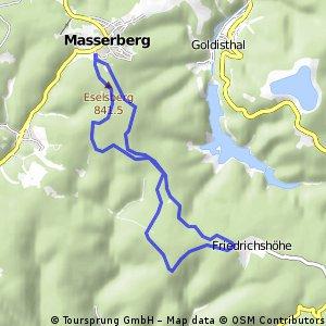 Masserberg - Friedrichshöe - Ski