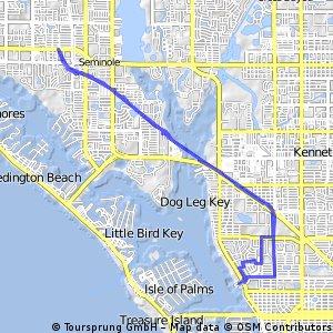 bike tour through Saint Petersburg