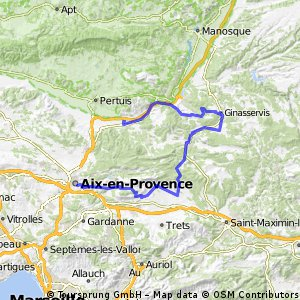 70.3 Aix-en-Provence 2013