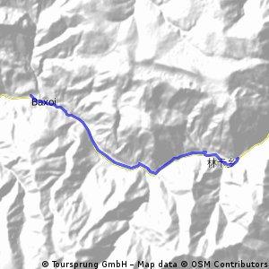 川藏318公路(6) - 悠遊冷曲河上溯八宿縣