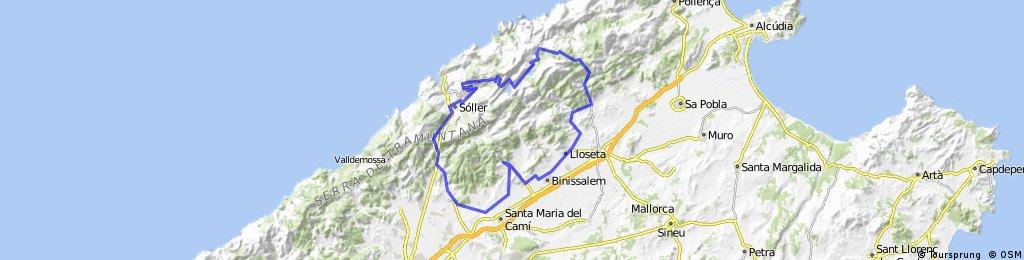5 Soller Puig Major Lluc højre om