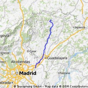 Alcala de Henares - Alto Rey