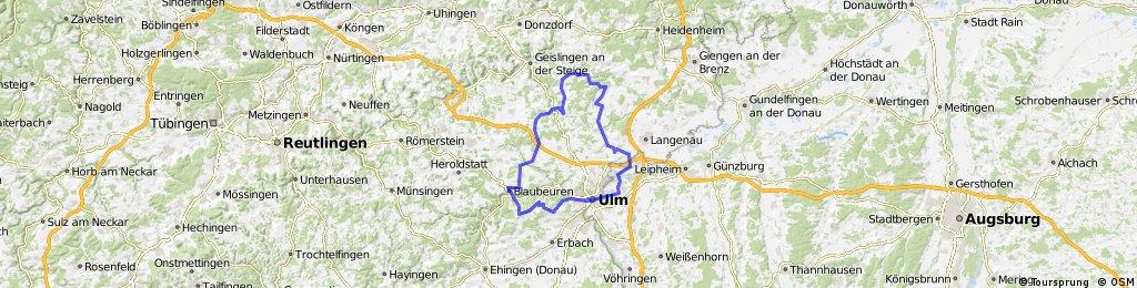 Ulm - Albtour