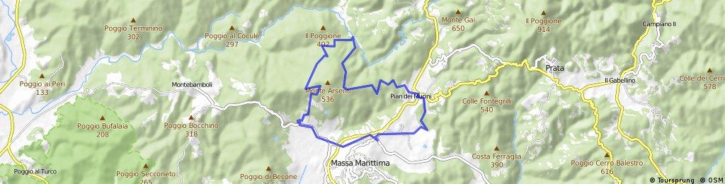 Sopine-Trail (Massa)