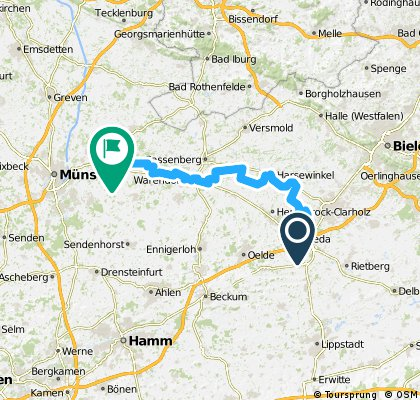 07_Rheda – Warendorf – Telgte