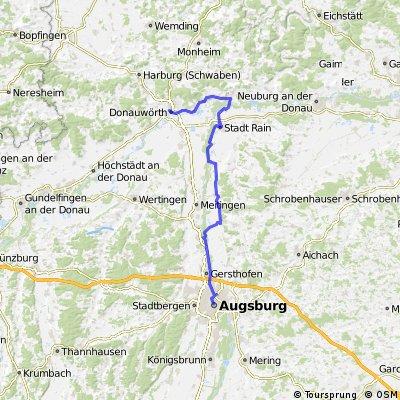 46_Von Augsburg nach Donauwörth