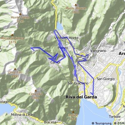 Riva del Garda - Malga Grassi