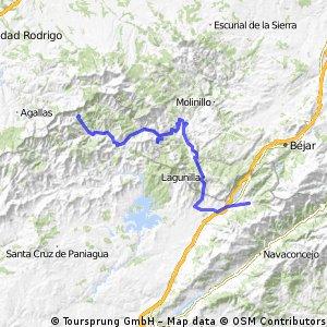 3 2 Casare-Hervas  85 km