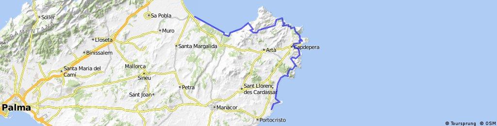 Vuelta a Mallorca 3ª Etapa
