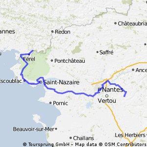2011-6: La Roche-Bernard > Vallet (182 km)