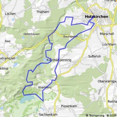 Holzkirchner Kirchsee-Tour